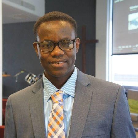Elder Alex Asiedu