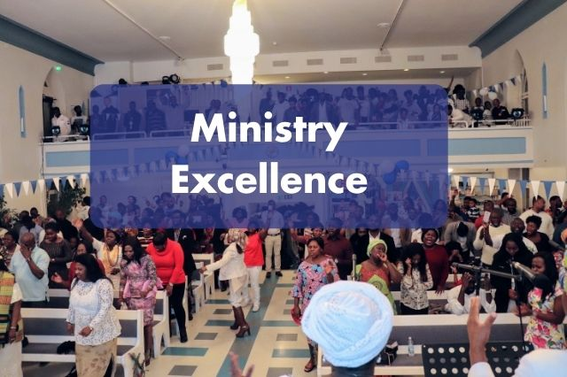 Ministry Excellence